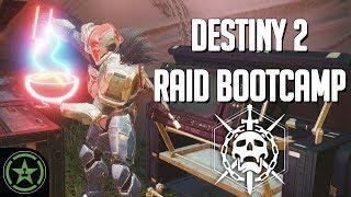 Destiny 2 - Raid Bootcamp