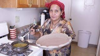 Ethiopian Food - How To Make Alicha Shiro - አልጫ ሽሮ በቀላል አሰራር