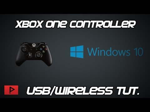 [How To] Connect Xbox One Controller To PC On Windows 10 Tutorial