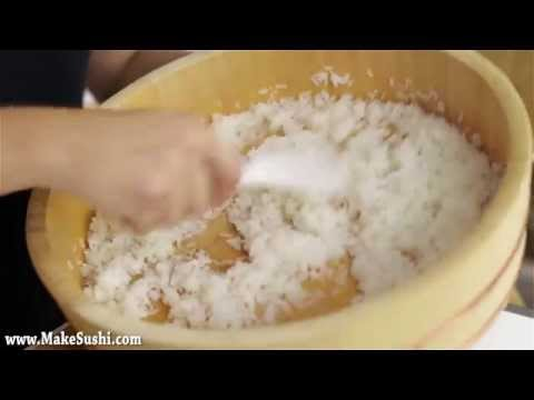 How to Cook Sushi Rice in a Pot