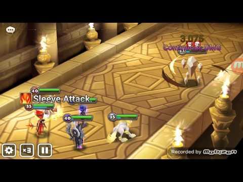 Summoners war Dragon's lair B7