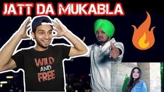 JATT DA MUQABALA Video Song   Sidhu Moosewala - REACTION !