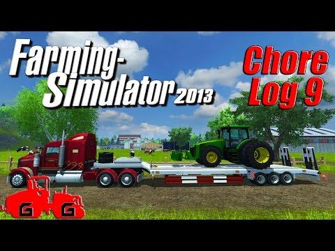 Farming Simulator 2013: Chore Log 9 - Farmin' Facelift!