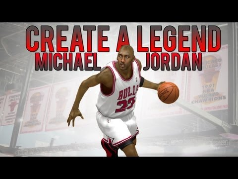 NBA 2K13 - Create A Legend - Michael Jordan EP.1 - In The Chase Of The 7th Ring vs Kings