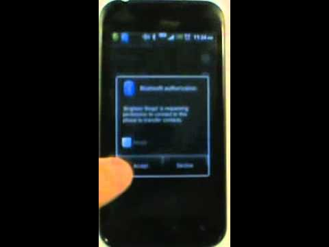 Bluetooth Discoverable for Android by Bluetooth Marketing Michigan.flv