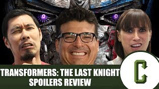 Transformers: The Last Knight Review (SPOILERS)