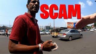 Avoid this tourist SCAM in Colombo, Sri Lanka. 🇱🇰