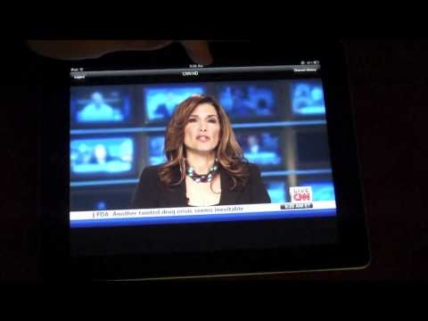 How to Watch Live TV on Your iPad or Ipad 2