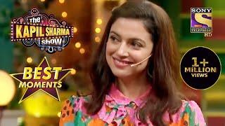 Divya ने Share किया Producer से Actress बनने का सफ़र | The Kapil Sharma Show Season 2 | Best Moments