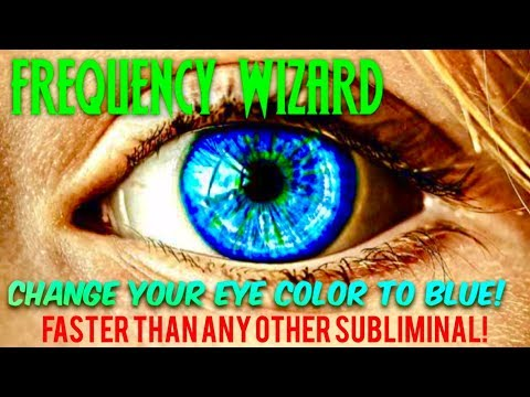 ⚡️ GET STRIKING BLUE EYES FASTER THAN ANY OTHER SUBLIMINAL! BIOKINESIS BINAURAL BEATS MEDITATION