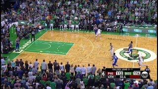 Ben Simmons throws ball away, Celtics advance to Eastern Conference Finals