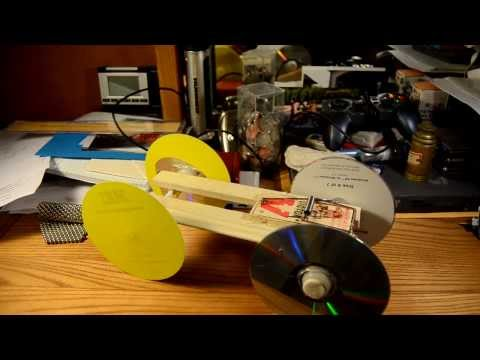 How to Make a Mousetrap Car! - HD