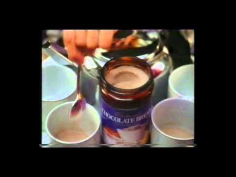 Cadburys 1980's Hot Chocolate Advert