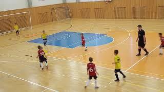 "U9 Loko U9 - VTJ Rapid Liberec ""B"" U9 02.12.2018"