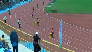 20190511 全國小學田徑錦標賽 女生+男生 4X100M 接力決賽