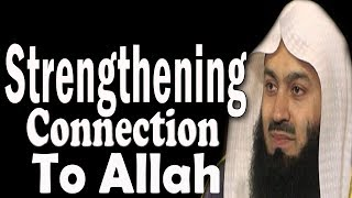 The Acts Which Create Direct Link With Allah | Mufti Menk
