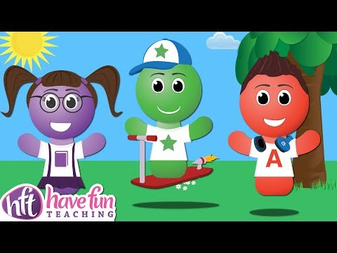 Alphabet Song | Phonics Song | ABC Song