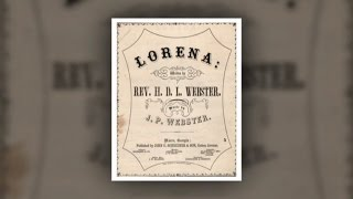 LORENA-1857-Performed by Tom Roush