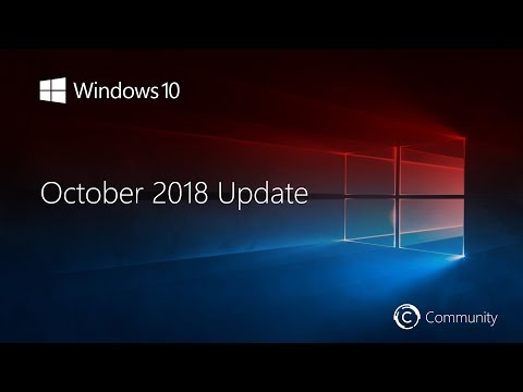Windows 10 October 2018 Update (version 1809) - ULTIMATE OVERVIEW!