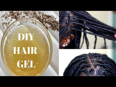 DIY |  Make PERFECT Flaxseed & Aloe Vera Gel For Twisting Locs