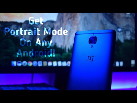 How to Get Portrait Mode On Any Android For Free!