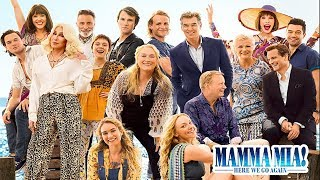 """Mamma Mia! Here We Go Again:"" 5 Facts You Didn"