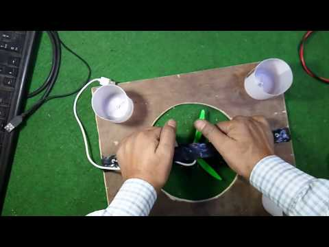 How to make Laptop Cooling Pad at home, in ENGLISH DIY