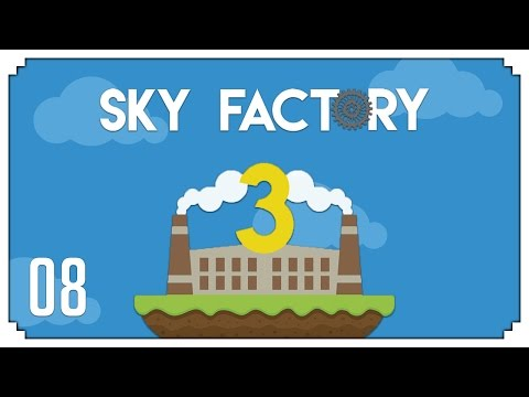 ►Sky Factory 3: UNBREAKABLE! (Modded Minecraft #8)◄