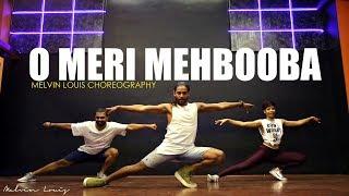 Mehbooba | Melvin Louis | Fukrey Returns | O meri mehbooba |