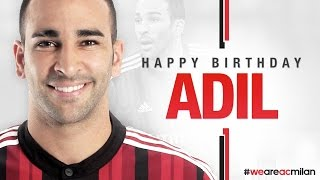 Buon Compleanno Rami! Happy Birthday Adil! | Ac Milan Official