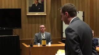 Testimony in the trial of Benjamin Rivera for the 2013 Springfield killing of Angel Llorens
