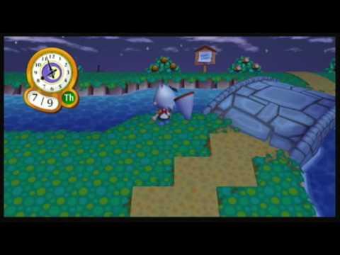 Animal Crossing: City Folk - Stupid Scorpion