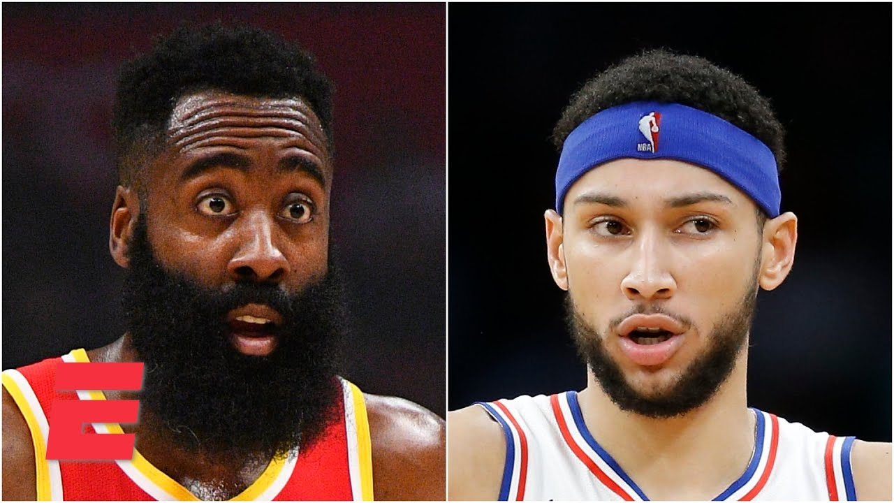 How likely is a Harden-Simmons swap? A Russ-to-the-Knicks trade? | The Max Kellerman Show
