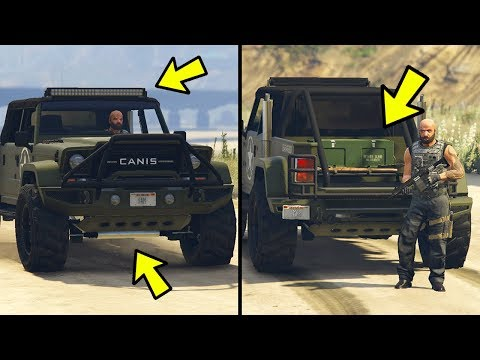 GTA 5 ONLINE NEW KAMACHO DLC CAR! 10 Things You Need To Know Before You Buy! (GTA 5)