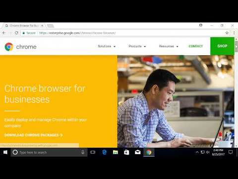 How to disable Incognito mode on Google Chrome Browser in Windows OS