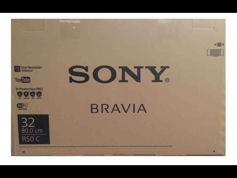 How to Setup Network to Internet in SONY BRAVIA TV -32R502C (In Bangla)