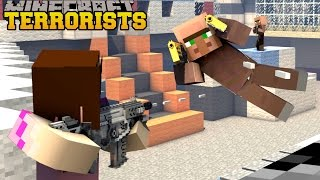 Minecraft: TERRORISTS! - MASTER OF TIME - Custom Map [3]