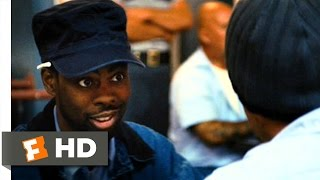 The Longest Yard (2/9) Movie CLIP - You're White, Smile! (2005) HD