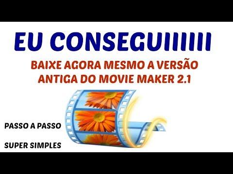 MOVIE MAKER 2 1 DOWNLOAD VERSÃO ANTIGA