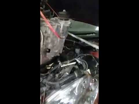Engine Removal/Install in a 2012 Nissan Altima