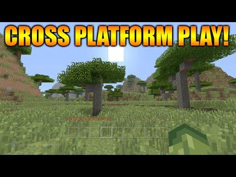 ★CROSS PLATFORM PLAY!! Minecraft Xbox 360 + PS3 & Windows 10 Edition Playable Together★