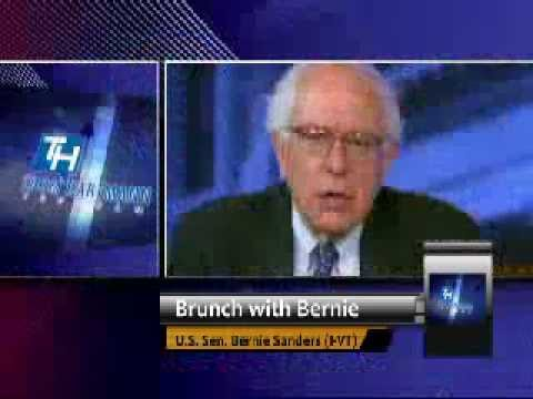 Brunch With Bernie: April 19, 2013