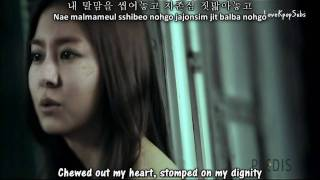 After School - Because of you MV [English subs + Romanization + Hangul] HD