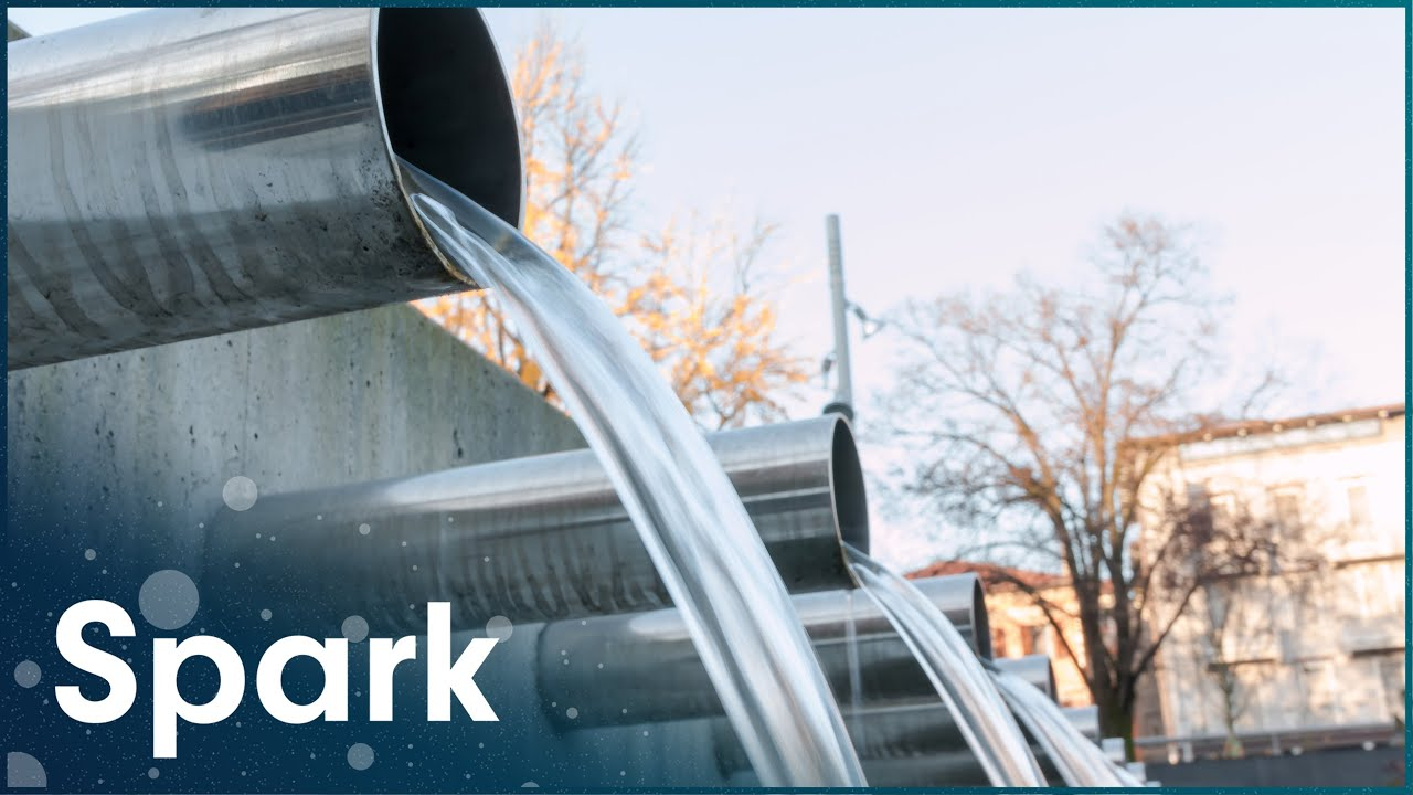 The Journey Water Takes To Get To Your Home | How Cities Work | Spark