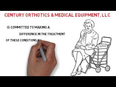 Century Orthotics & Medical Equipment LLC  - Orthotics Equipment Houston