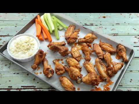 Deep Fried Chilli Chicken Wings