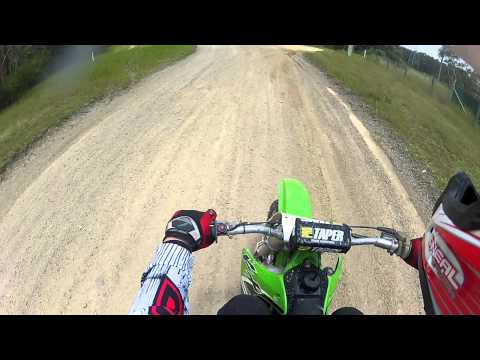 Why To Never Let a Friend Use Your Dirt bike Kx 125