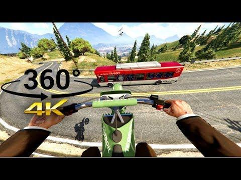 GTA 5 360° Experiencia VR  (Assistindo)