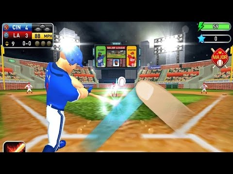 Baseball Kings Android Gameplay Trailer [HD]