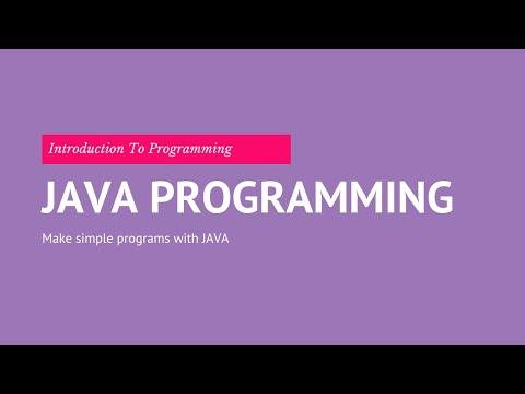 User Populated Arrays in Java - Tutorial